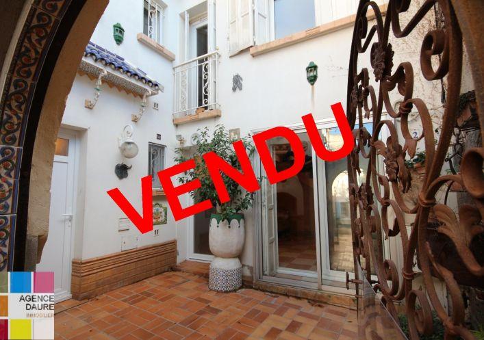 A vendre Maison de village Portiragnes   Réf 343061383 - Agences daure immobilier