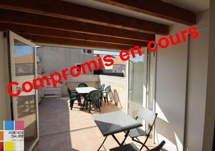 A vendre Maison en résidence Portiragnes Plage | Réf 343061391 - Agences daure immobilier