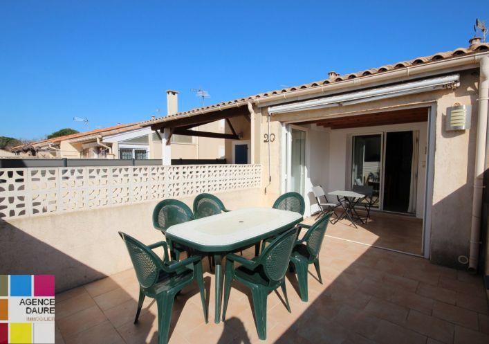 A vendre Maison en résidence Portiragnes Plage   Réf 343061392 - Agences daure immobilier