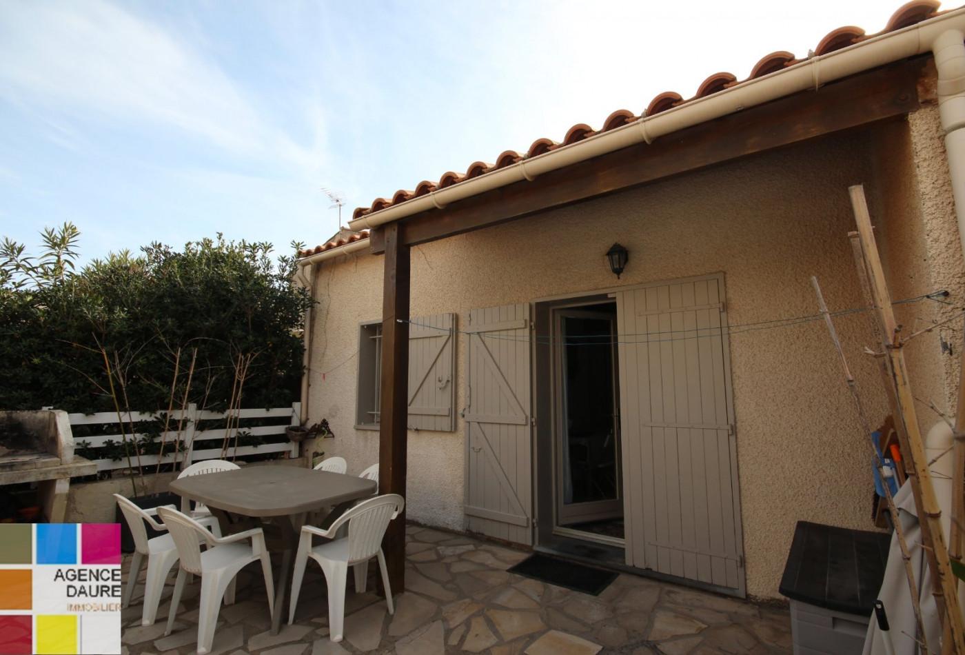 A vendre  Portiragnes Plage   Réf 343061393 - Agences daure immobilier