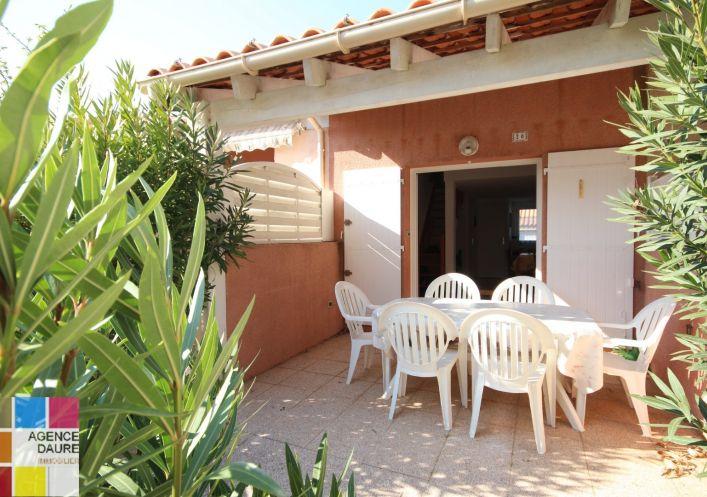 A vendre Maison en résidence Portiragnes Plage   Réf 343061396 - Agences daure immobilier