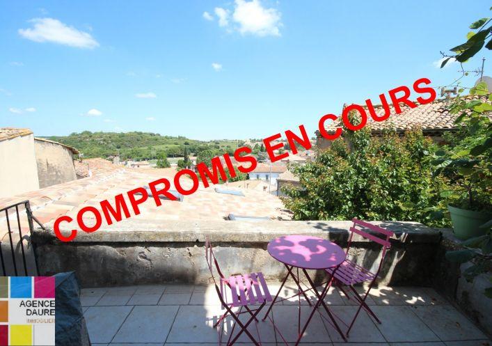 A vendre Maison de village Magalas | Réf 343061411 - Agences daure immobilier