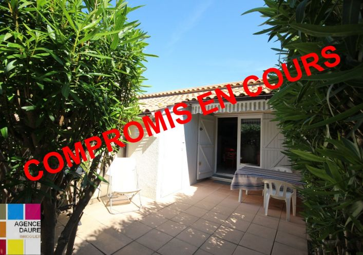 A vendre Maison en résidence Portiragnes Plage | Réf 343061414 - Agences daure immobilier