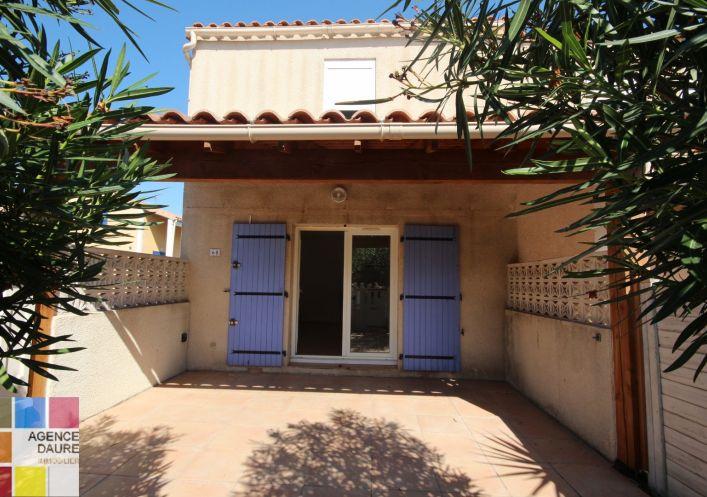 A vendre Maison en résidence Portiragnes   Réf 343061415 - Agences daure immobilier