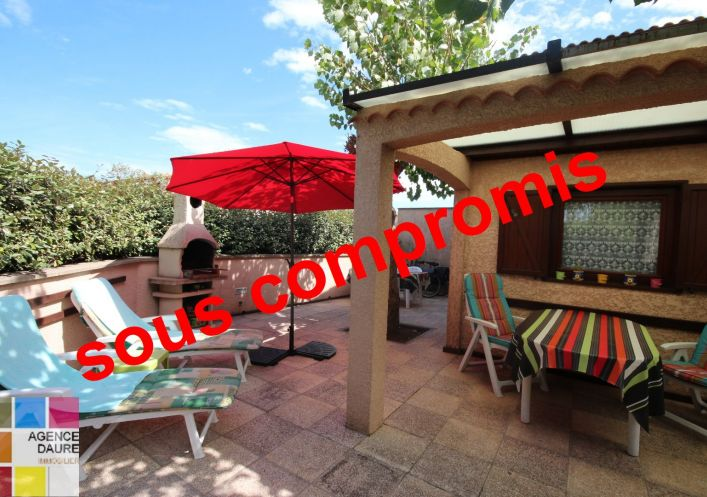 A vendre Maison en résidence Portiragnes Plage | Réf 343061421 - Agences daure immobilier