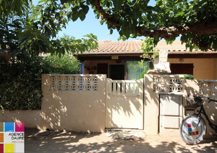 A vendre Maison en résidence Portiragnes Plage | Réf 343061426 - Agences daure immobilier