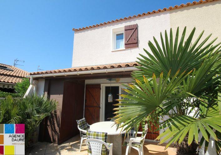 A vendre Maison en résidence Portiragnes Plage | Réf 343061427 - Agences daure immobilier