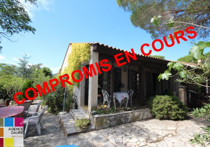 A vendre Maison Portiragnes | Réf 343061429 - Agences daure immobilier