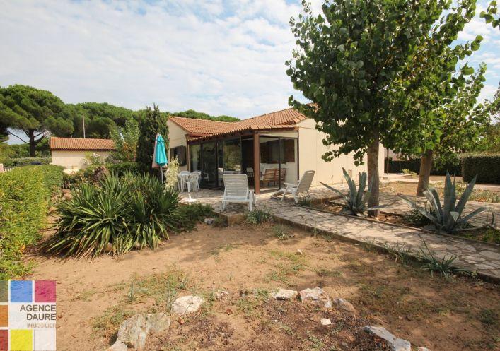A vendre Maison en résidence Portiragnes Plage | Réf 343061430 - Agences daure immobilier