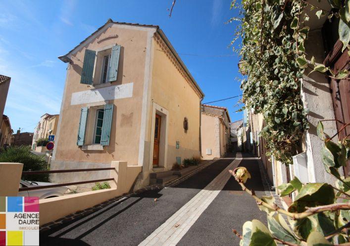 A vendre Maison de village Portiragnes | Réf 343061437 - Agences daure immobilier