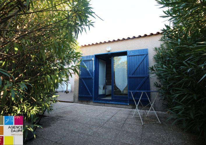 A vendre Maison en résidence Portiragnes Plage   Réf 343061443 - Agences daure immobilier