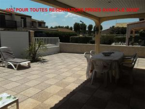 For seasonal lettings Portiragnes Plage 34306868 Agences daure immobilier