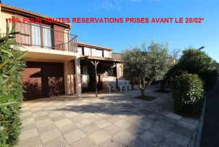 For seasonal lettings Portiragnes Plage 34306869 Agences daure immobilier