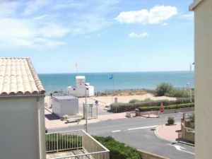 For seasonal lettings Portiragnes Plage 34306879 Agences daure immobilier