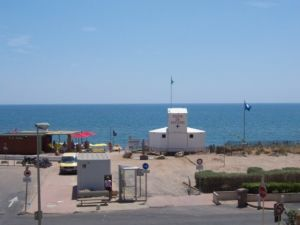 For seasonal lettings Portiragnes Plage 34306880 Agences daure immobilier
