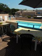 For seasonal lettings Portiragnes Plage 34306884 Agences daure immobilier
