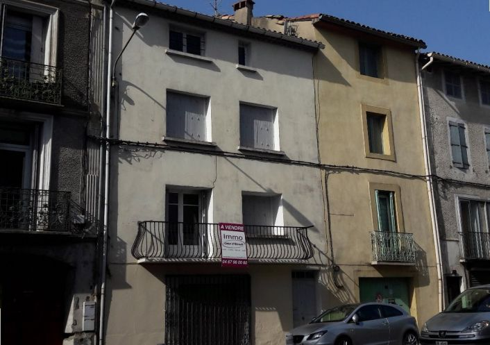 A vendre Clermont L'herault 343081223 Immo coeur d'hérault