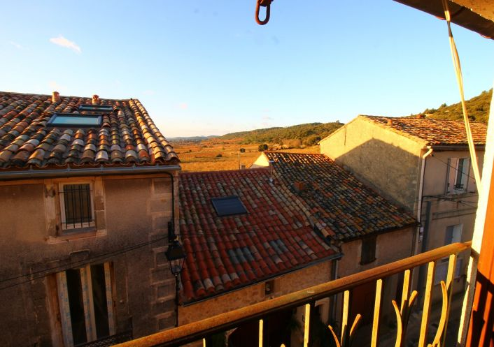 A vendre Maison de village Saint Saturnin De Lucian   Réf 343081755 - Immo coeur d'hérault
