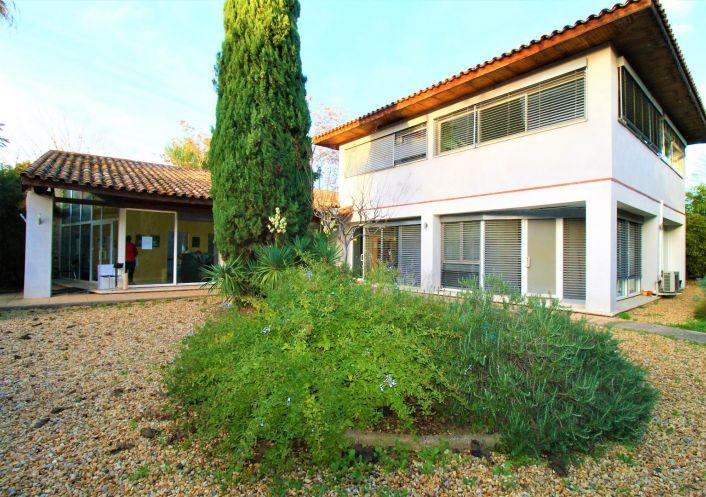 A vendre Immeuble de bureaux Saint Andre De Sangonis | Réf 343081770 - Immo coeur d'hérault