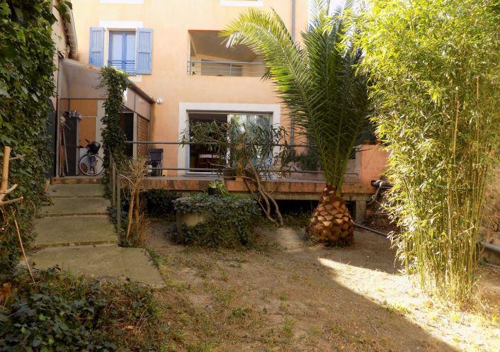 A vendre Appartement en rez de jardin Clermont L'herault | Réf 343081781 - Immo coeur d'hérault
