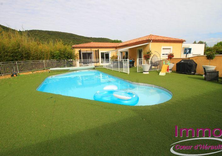 A vendre Villa Saint Paul Et Valmalle | Réf 343081803 - Immo coeur d'hérault