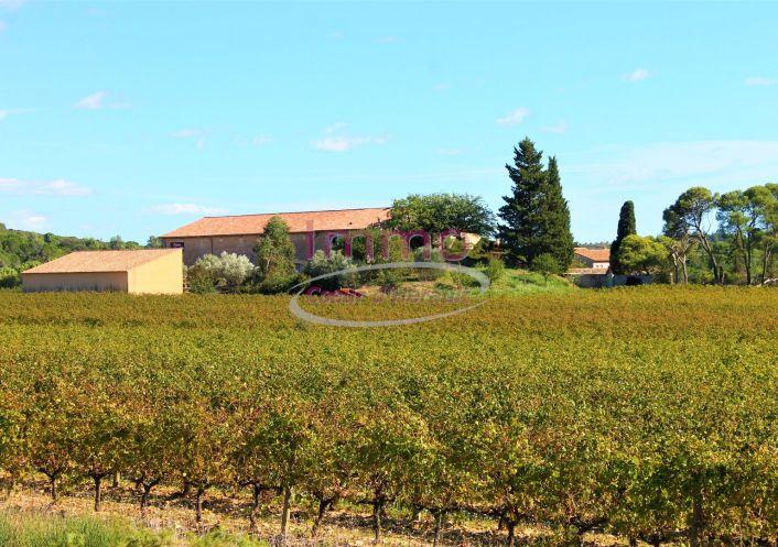 A vendre Propriété viticole Montarnaud | Réf 343081837 - Immo coeur d'hérault