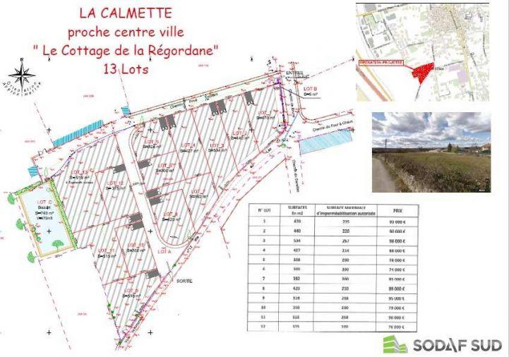 A vendre La Calmette 3432519398 Thélène immobilier