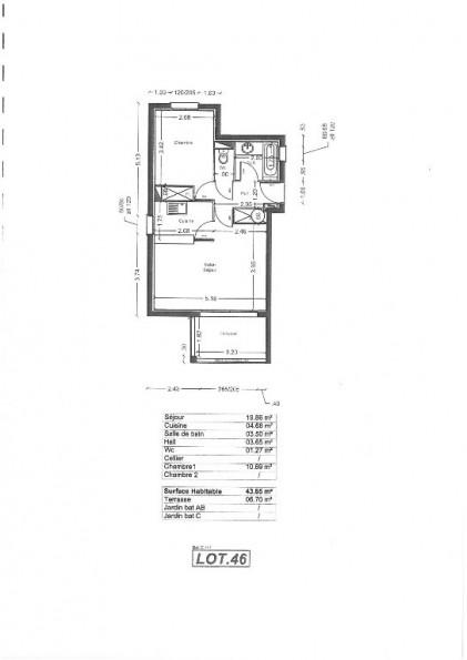 A louer Vauvert 3432525058 Thélène immobilier