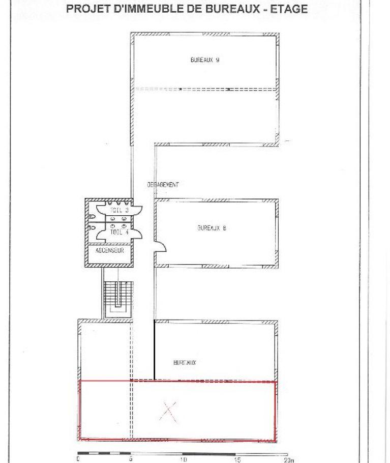 A louer Montpellier  3432526549 Thélène immobilier