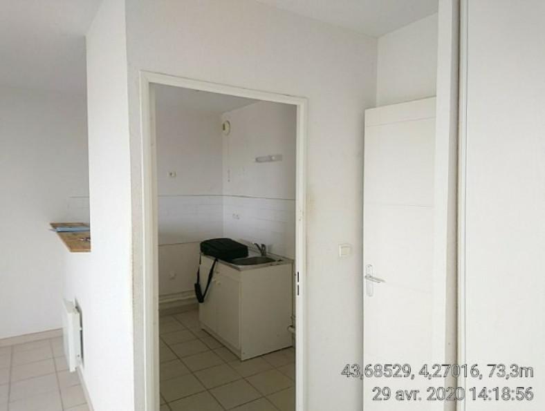 A louer  Vauvert   Réf 3432615782 - Thélène immobilier