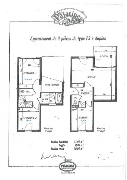 A louer Lattes 3432627976 Thélène immobilier