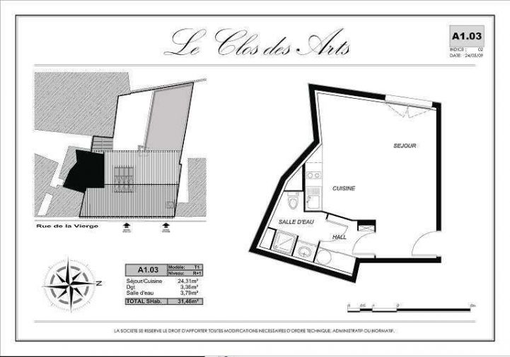 A louer Nimes 343268537 Thélène immobilier