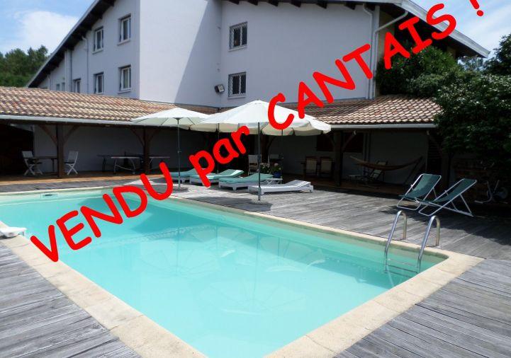 A vendre Mont De Marsan 343301415 Hôtels à vendre