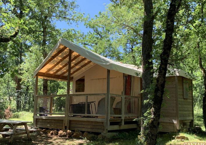 A vendre Camping Montauban | Réf 343301740 - Cabinet cantais