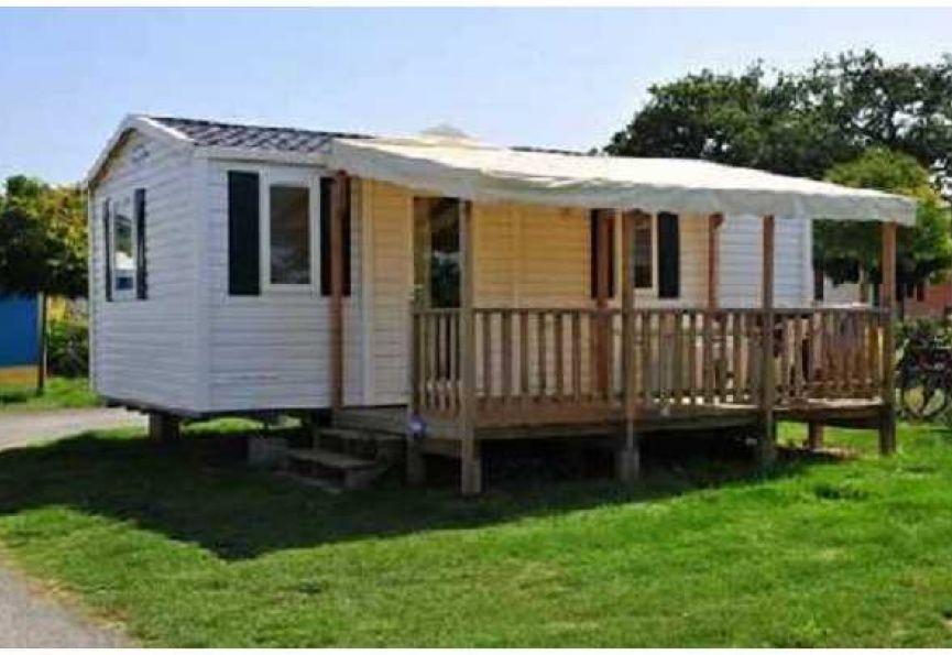 Mobil Home A Vendre Dans Camping En Ardeche