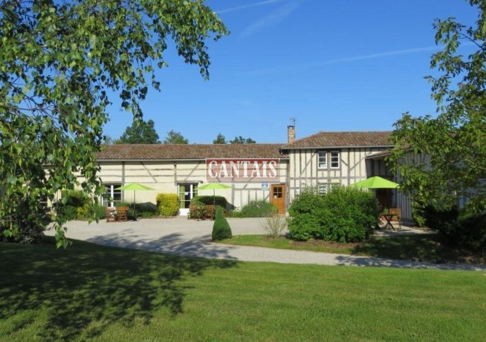 A vendre Gîte Chalons En Champagne   Réf 34330225 - Cabinet cantais