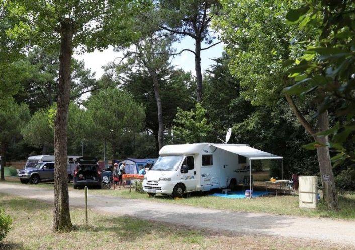 A vendre Camping La Roche Sur Yon | Réf 343302322 - Cabinet cantais