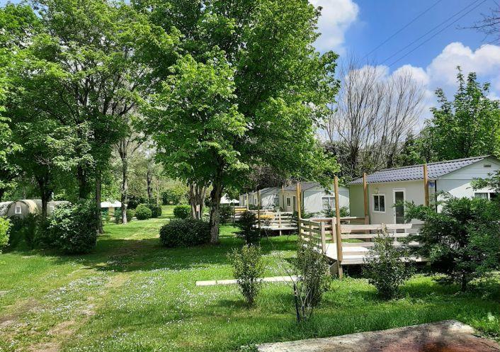 A vendre Camping Montauban | Réf 343302777 - Cabinet cantais