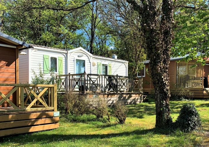 A vendre Camping Cahors | Réf 343302862 - Cabinet cantais