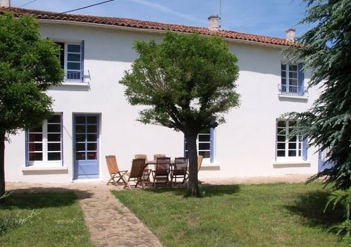 A vendre Gîte La Roche Sur Yon | Réf 343302913 - Cabinet cantais