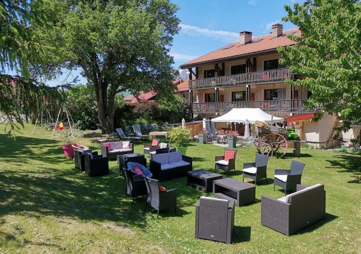 A vendre Hôtel   restaurant Aix Les Bains | Réf 343302966 - Cabinet cantais