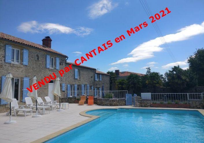 A vendre Gîte La Roche Sur Yon | Réf 343303058 - Cabinet cantais
