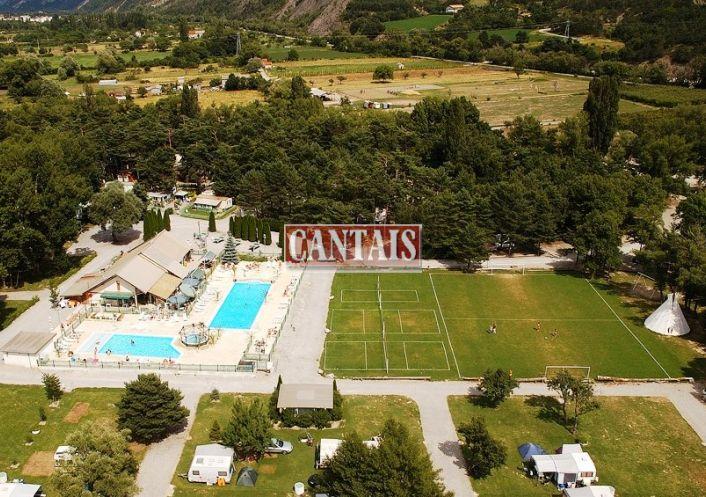 A vendre Camping Digne Les Bains | Réf 343303067 - Cabinet cantais