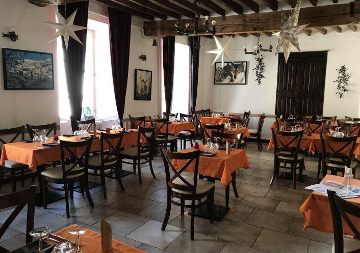 A vendre Hôtel   restaurant Sainte Croix De Verdon | Réf 343303093 - Cabinet cantais