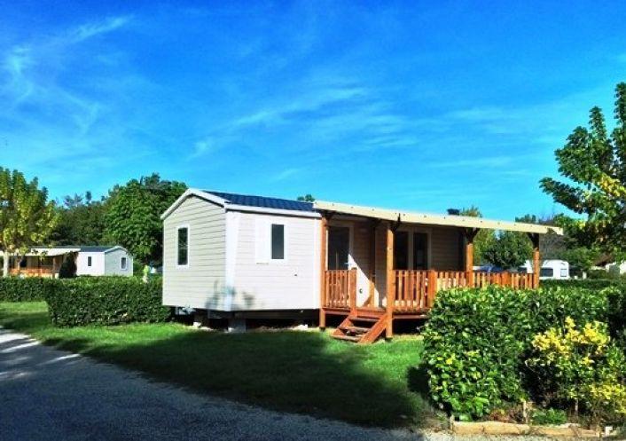 A vendre Camping Aubenas | Réf 343303109 - Cabinet cantais