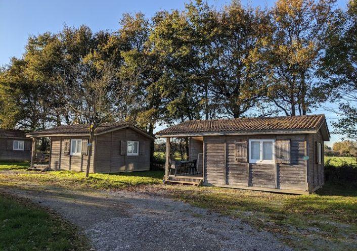 A vendre Camping Saint Nazaire | Réf 343303144 - Cabinet cantais