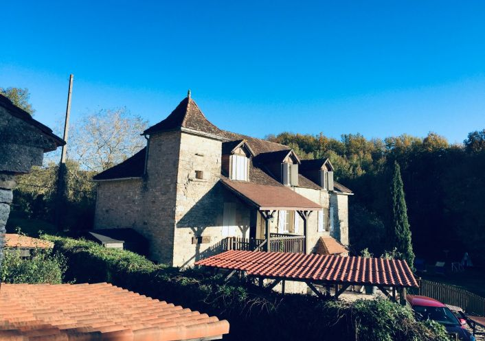 A vendre Gîte Cahors | Réf 343303148 - Cabinet cantais