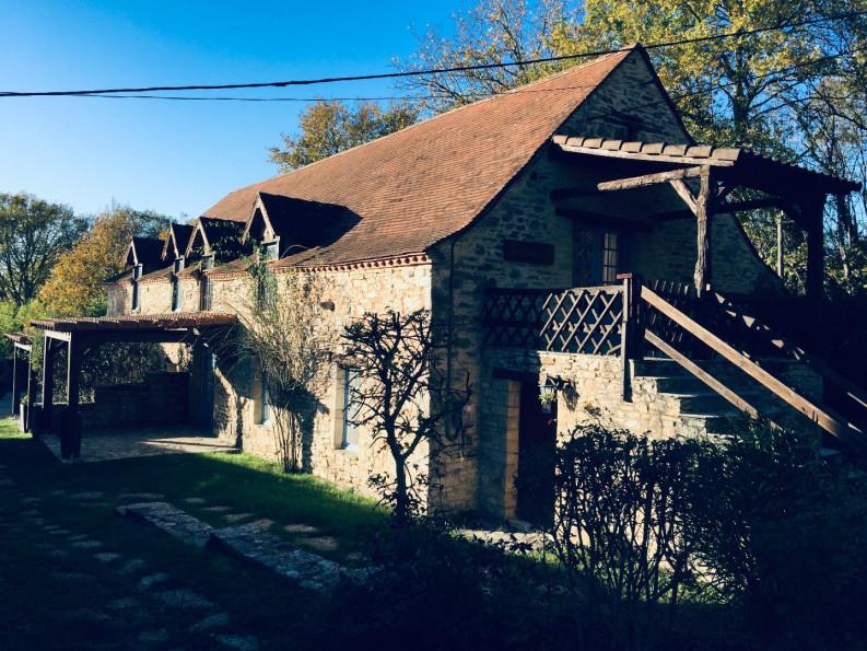 A vendre  Cahors   Réf 343303148 - Hôtels à vendre