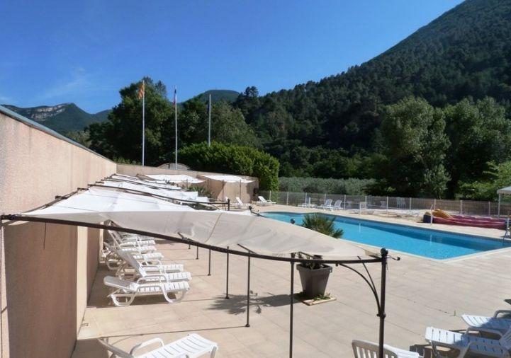A vendre Camping Valence   Réf 343303222 - Camping à vendre