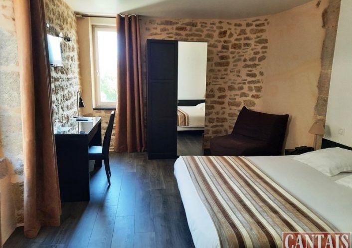 A vendre Hôtel   restaurant Lons Le Saunier | Réf 343303245 - Cabinet cantais